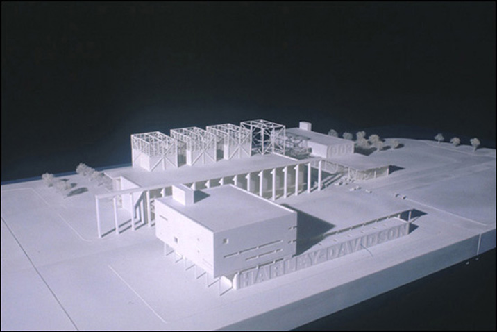 ... Harley Davidson Museum, Milwaukeeu003cbr /u003ePentagram Architects ...